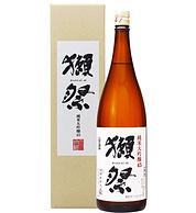27日10点:獭祭 45 纯米大吟酿 清酒 1800ml
