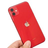 小Q二手团、交个朋友:98新原装iPhone 11 64g全网通有锁版
