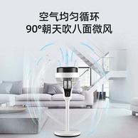 西麗 立式空氣循環扇 機械款