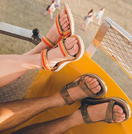 打骨折神價、世界三大戶外涼鞋之一:TEVA天貓旗艦店 專場促銷