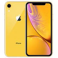 低价+12期免息:Apple 苹果 iPhone XR 智能手机 64GB 黄色 全网通