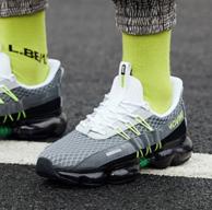 少见潮鞋、多重黑科技!安踏 潮流气垫星环运动鞋
