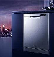 京東代下單 高溫除菌烘干+變頻電機:卡薩帝 15套 洗碗機 CW15-B178