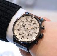 Citizen 西铁城 CA4215-04W 男士光动能手表