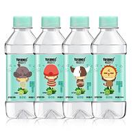 悦动力 青柠味 苏打水 350mlx15瓶x9件