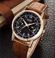 CITIZEN 西鐵城 AO9003-08E 男士時裝腕表