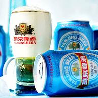 天貓超市:燕京 啤酒11度 330mlx24聽