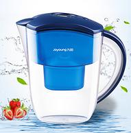 中国太空厨房饮水设备商:九阳 净水壶 1壶1芯