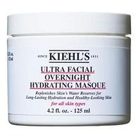 强力补水:Kiehl's 科颜氏 Ultra Facial 高保湿睡眠面膜 125ml