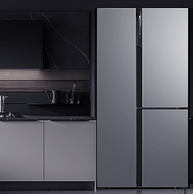 變頻+1級能效:美菱 578L 三門冰箱 BCD-578WPU9CX