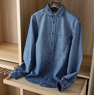 买手甄选团 出口款、自留、全棉无荧光剂:男士衬衫