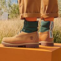 新低、3期免息!Timberland 添柏岚 A2D6UW 男士新款户外休闲防水高帮靴