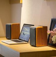 61预售,持平双11,畅销16年: EDIFIER漫步者 R1000TC北美版 2.0多媒体音箱