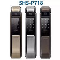 新低!SAMSUNG 三星 SHS-P718 指紋電子密碼鎖