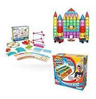 儿童节换新玩具,亚马逊海外购 61儿童桌游玩具大促销 最高立省1000元,万代手办400到手