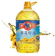 非转基因:多力 葵花籽油 4Lx5件