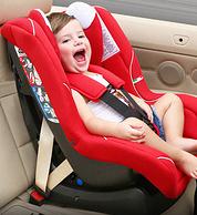 意大利原装进口 欧盟/国标双检测:cam 儿童安全座椅  0-4岁