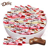 2斤装!德芙 牛奶巧克力排块  约200粒