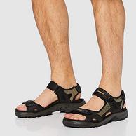 亚马逊销量第一:ECCO 爱步 Yucatan 男士户外越野凉鞋
