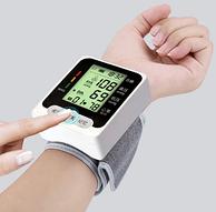 30天免费试用:圣娇 手腕式电子血压计