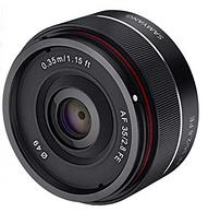 业界清流,SAMYANG 森养 AF 35mm f/2.8 FE 定焦无反镜头