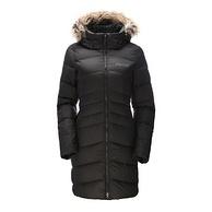 Marmot 土拨鼠 Montreal蒙特利尔 女士700蓬中长款毛领羽绒服
