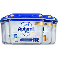 Aptamil 愛他美 白金版 嬰幼兒配方奶粉 1+段 800g
