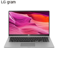 10点开始、历史新低:LG gram 15Z990 15.6寸 笔记本电脑(i5-8265U、8G、256G、雷电3)