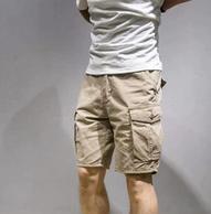 """买手甄选视频团 """"强迫症团队""""设计极致款:男士工装短裤"""