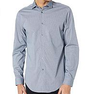 镇店之宝:多色多码,Calvin Klein 男士免熨修身衬衫 33K3835