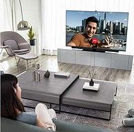 618预告: HUAWEI 华为 智慧屏V65 HEGE-560 65英寸 4K 液晶电视