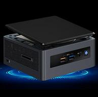 直降500元!8代i3+獨顯:英特爾 深紅峽谷 NUC迷你電腦主機 NUC8i3CYSM6