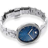 Swarovski 施華洛世奇 Cosmopolitan系列 女士水晶石英腕表 5517790/5517807