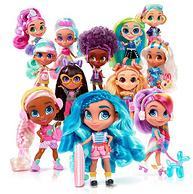 白菜价!亚马逊销冠!小公主最佳玩伴:Hairdorables 2代 惊喜美发娃娃盲盒