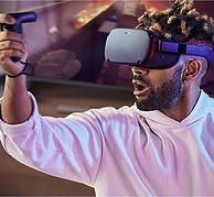 亞馬遜銷量第1:Oculus Quest All-in-one VR虛擬現實一體機 游戲系統 128GB