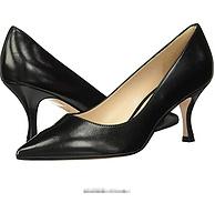 神价格!US6/6.5码黄金尺码,Stuart Weitzman Tippi 70 真皮小尖头高跟鞋