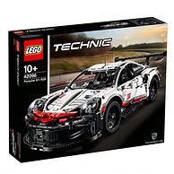 博主推荐:LEGO 乐高 科技系列 42096 保时捷 911 RSR