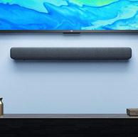 蓝牙5.0,8发声单元:小米 米家 电视蓝牙音响 回音壁