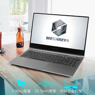 MECHREVO 機械革命 蛟龍 15.6寸 游戲筆記本電腦(R5-4600H、8G、512G、GTX 1650Ti、144Hz)