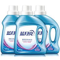 藍月亮 深層潔凈洗衣液套裝 1kgx3瓶