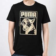 10点: PUMA 彪马 59824501 男款短袖T恤