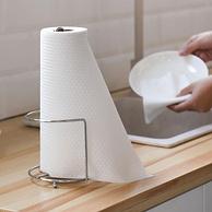 瑾川 食品級天然木漿 廚房用一次性抹布紙 50張x4卷