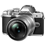 五轴防抖、内置15种滤镜、支持4K视频:微单双镜头套机(14-42mm、40-150mm)奥林巴斯 E-M10 Mark III