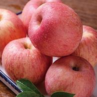 出口级品质、 85mm大果:500gx5件 鑫富百 正宗 洛川有机苹果