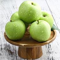 橙禾生鲜 陕西青苹果 小果 10斤装