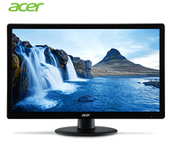 办公首选:宏碁 S200HQL Hb 19.5英寸液晶显示器