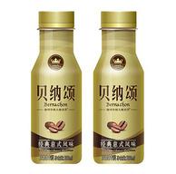 康师傅出品,媲美现磨:280mlx15瓶x2件 贝纳颂 意式咖啡饮料