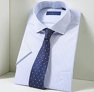ANOS 亞諾司 ANOS0903BU 條紋襯衫