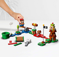 新品:LEGO 乐高 任天堂合作款 71360 超级马里奥