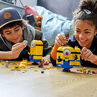 LEGO 樂高 小黃人系列 75551 小黃人和他們的營地
